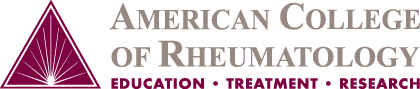 American College of Rheumatology | Choosing Wisely