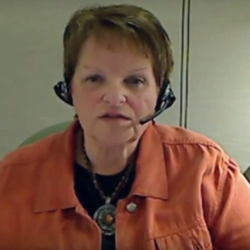 Judy Nowicki of the Wisconsin Collaborative for Healthcare Quality