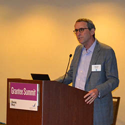 ABIM Foundation EVP and COO Daniel Wolfson at the 2016 Choosing Wisely Grantee Summit